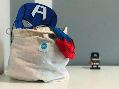 Dressing up bag